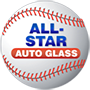 All Star Auto Glass Mobile Logo